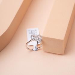 خاتم القلوب الماسي